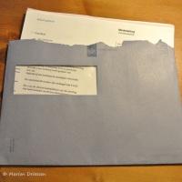Een Blauwe Brief