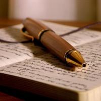 Zes Woorden met Beeld-uitdaging: Schrijven
