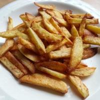 Recept: frietjes uit de oven