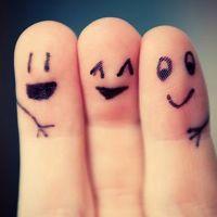Verhaal in zes woorden met beeld: Vrienden