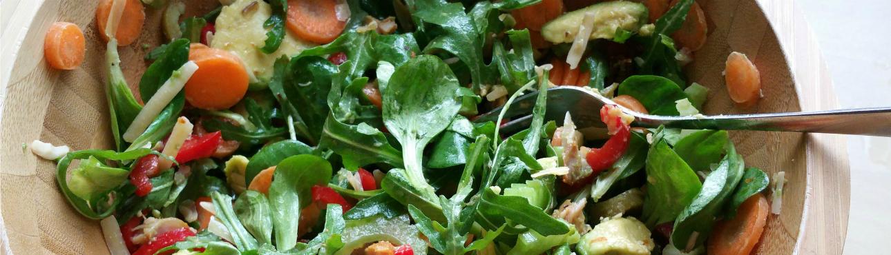 Recept: lunchsalade