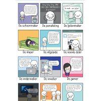 Zeswoordverhaal: Uitstelgedrag
