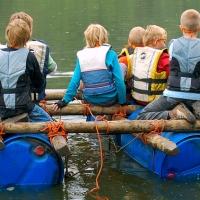Zeswoordverhaal: Schoolreis