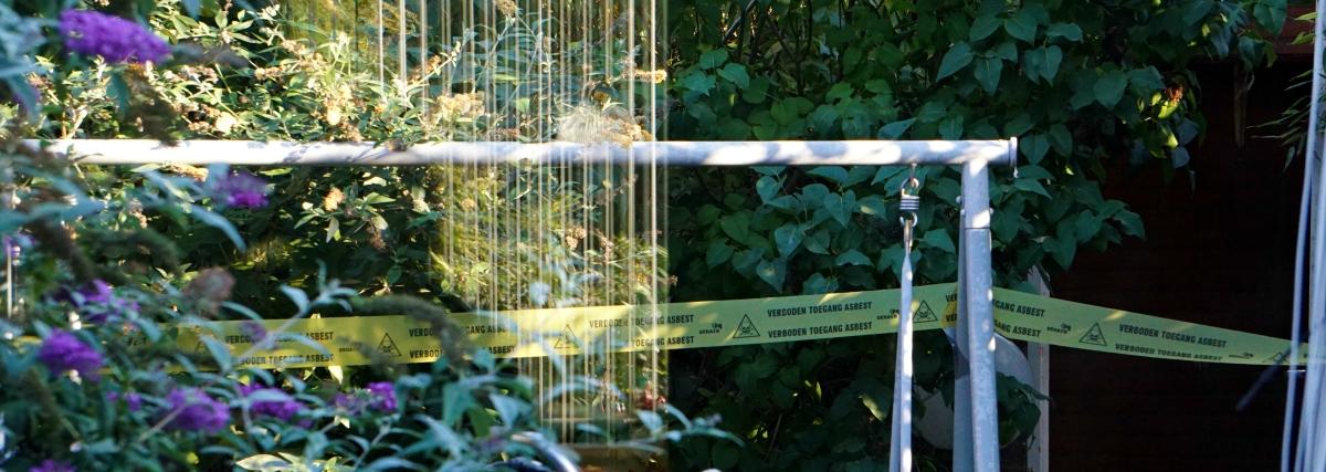 CSI in mijn achtertuin