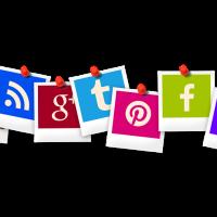 Zeswoordverhaal: Sociale media