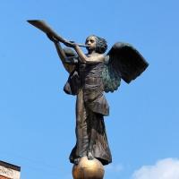 Zeswoordverhaal: Engel