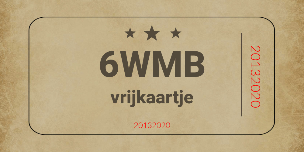 6WMB overdracht