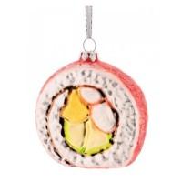 Over kerstballen, sushi en roodborstjes